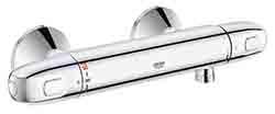 mitigeur thermostatique pour douche