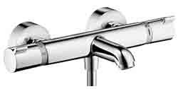 mitigeur thermostatique pour baignoire et douche