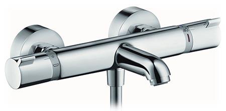 Hansgrohe Ecostat Comfort bain et douche, vue d'ensemble