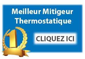 Le meilleur mitigeur thermostatique
